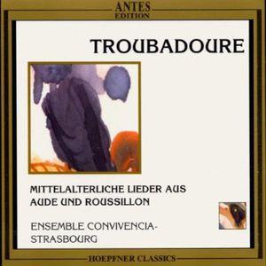 Troubadoure Mittelalt Lieder Aus Aude & Roussillon