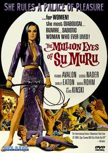 The Million Eyes of Sumuru