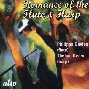 Romance of the Flute & Harp