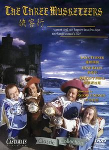 The Three Musketeers [Import]