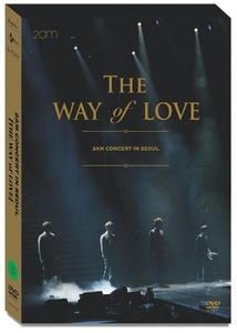 Way of Love: Concert in Seoul [Import]