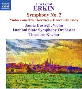 ERKIN,U. / BUSWELL,JAMES / KUCHAR,THEODORE Ulvi Cemal Erkin: Symphony No. 2  on DeepDiscount.com