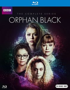 Orphan Black: The Complete Series
