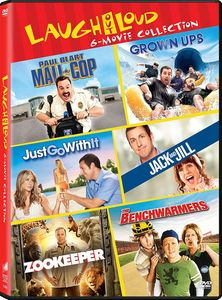 Benchwarmers /  Zookeeper /  Grown Ups (2010) /  Paulblart: Mall Cop /  Jack AndJill /  Just Go With It
