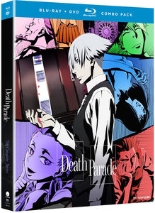 Death Parade: The Complete Series