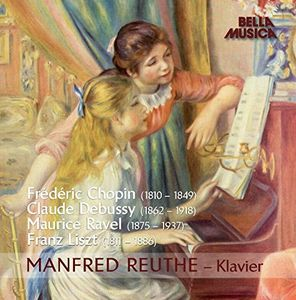 Manfred Reuthe: Klavier
