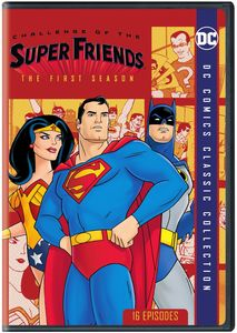 Challenge of the Super Friends: The First Season