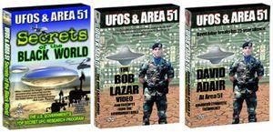 UFOs & Area 51: Secrets of the Black - Comp Series