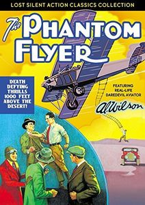 The Phantom Flyer (Silent)