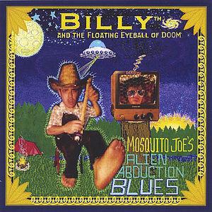 Mosquito Joe's Alien Abduction Blues
