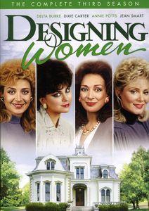 Designing Women: The Complete Third Season