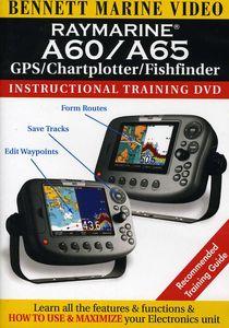Raymarine A60 /  A65 GPS /  Chartplotter A60 /  A65 Chartplotter /  Fishfinder