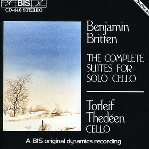 Complete Suites for Solo Cello
