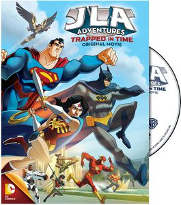 Jla Adventures: Trapped in Time MFV
