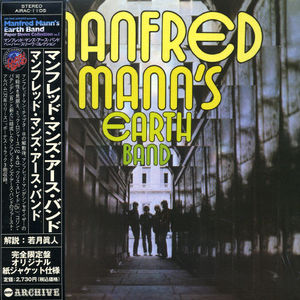 Manfred Mann's Earth Band [Import]