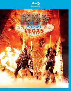 Kiss Rocks Vegas [Import]