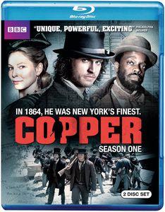 Copper: Season One