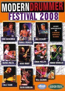 Modern Drummer Festival: Weekend 2008
