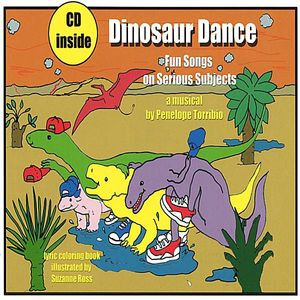 Dinosaur Dance Fun Songs on Serious Subjects