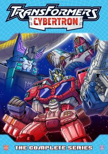 Transformers Cybertron: The Complete Series