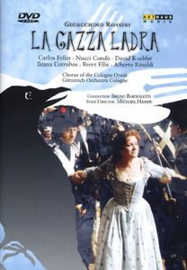 La Gazza Ladra (Cologne 1987) [Import]