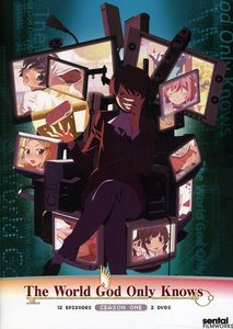 The World God Only Knows Complete Collection