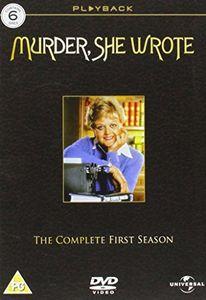 Murder She Wrote Season 1 [Import]