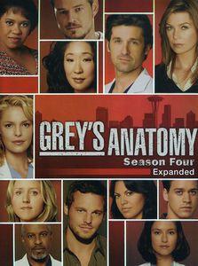 Grey's Anatomy: The Complete Fourth Season