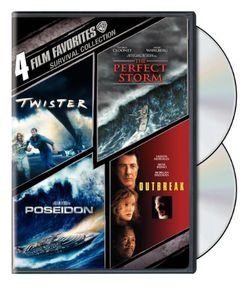 4 Film Favorites: Survival Collection