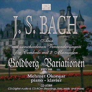 Goldberg Variations BWV 988 Johann Sebastian Bach