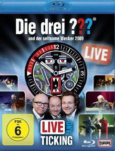 Der Seltsame Wecker: Live & Ticking [Import]