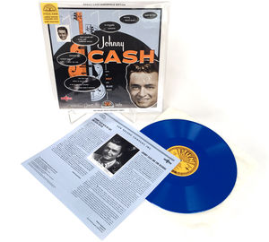 With His Hot & Blue Guitar [Import] , Johnny Cash
