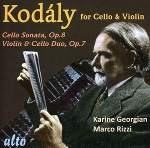 Works for Cello & Violin