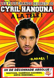 Les Plus Grands Delires de Cyril Hanouna a la Tele [Import]