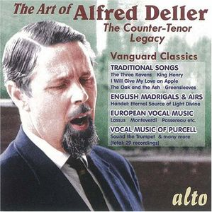 Art of Alfred Deller