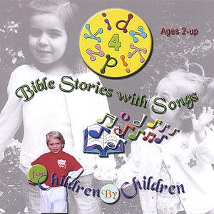 Bible Stories for Pre-Schoolers