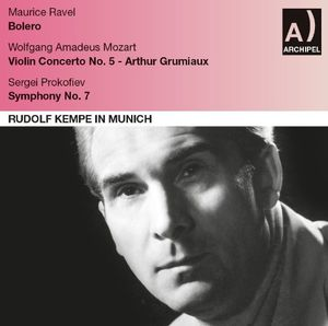 Rudolf Kempe in Munich Live 1960