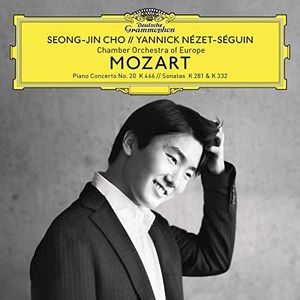 Piano Concerto No 20 K 466 /  Sonatas K 281 & 332