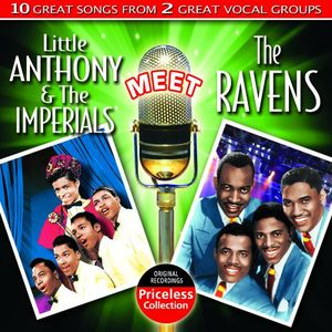 Little Anthony and The Imperials Meet The Ravens