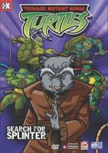 Teenage Mutant Ninja Turtles: Search for Splinter