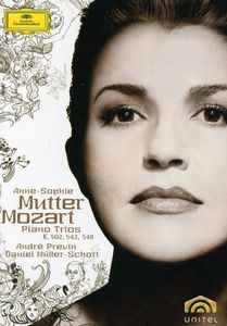 Anne-Sophie Mutter: Mozart: Piano Trios [Import]