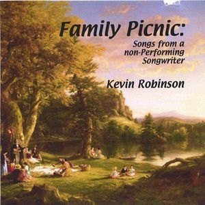 Family Picnic-Songs from a Non-Performing Songwrit