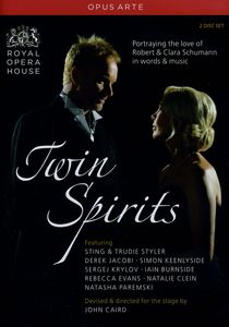 Twin Spirits: Sting Performs Schumann