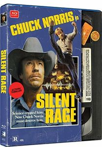 Silent Rage - Retro VHS Packaging