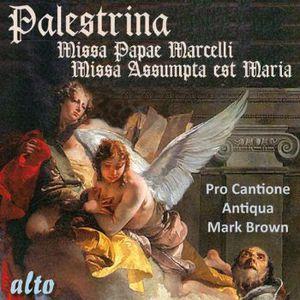 Missa Papae Marcelli /  Missa Assumpta Est Maria