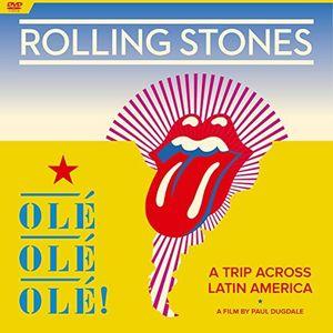 The Rolling Stones: Olé Olé Olé!: A Trip Across Latin America