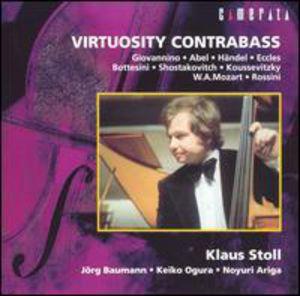 Virtuoso Doublebass /  Various
