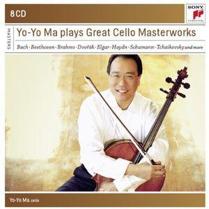 Yo-Yo Ma Plays Concertos Sonatas & Suites