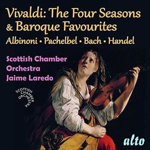 Vivaldi Four Seasons /  Baroque Favourites