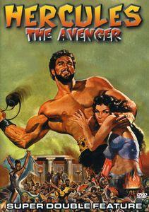Hercules the Avenger /  Hercules and the Black Pirate